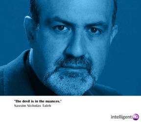 Nassim Taleb quote