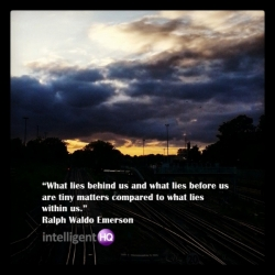 quote by Ralph Waldo Emerson