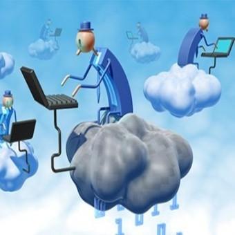 Cloud computing trends - Image courtesy of www.ruudveltenaar.nl
