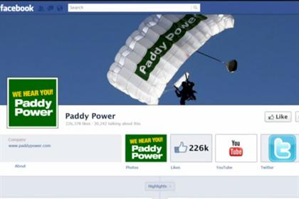 paddy-power facebook