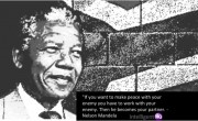 Nelson Mandela Quote IntelligentHQ