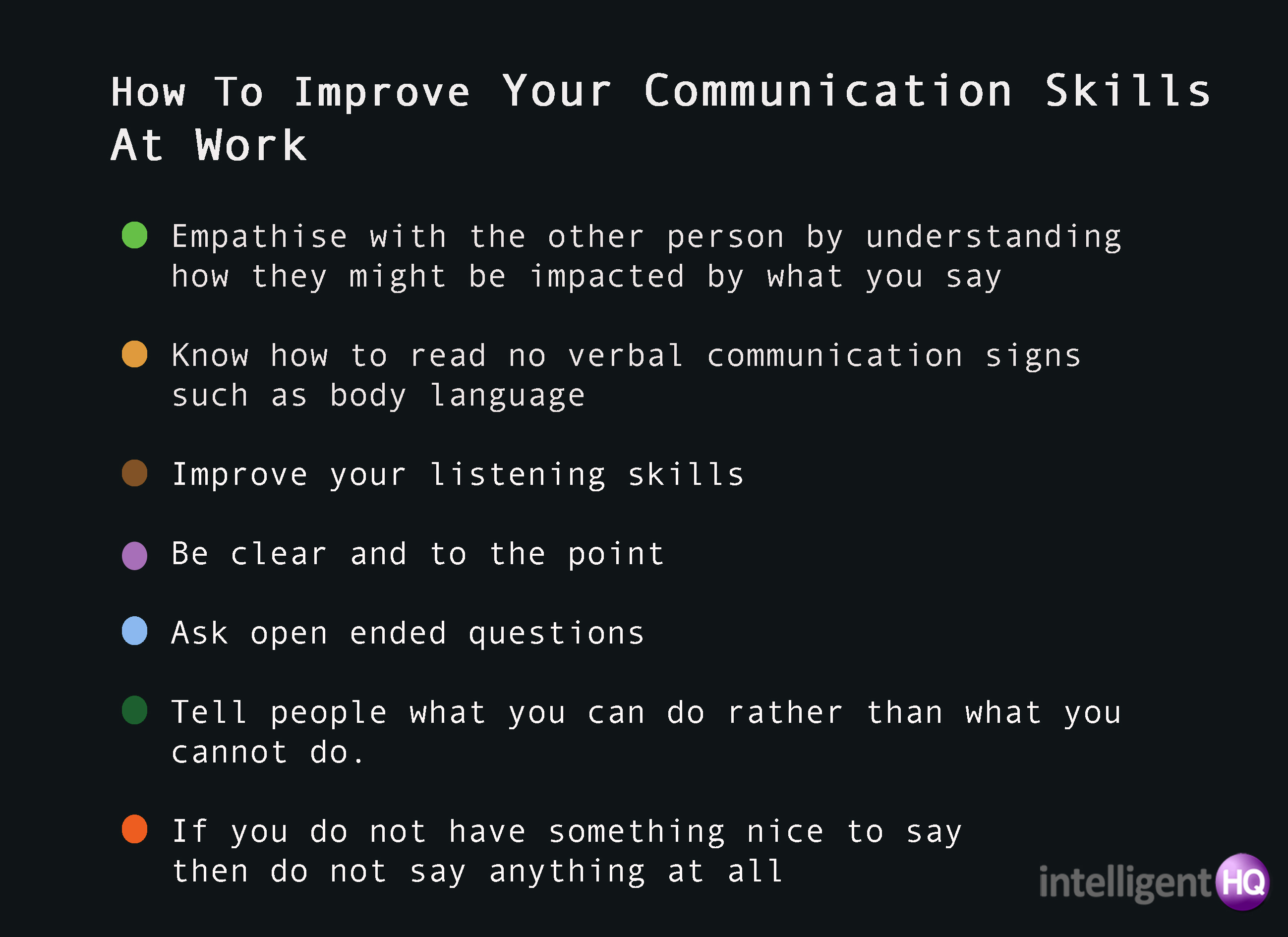 7 ways to improve your communication skills Intelligenthq