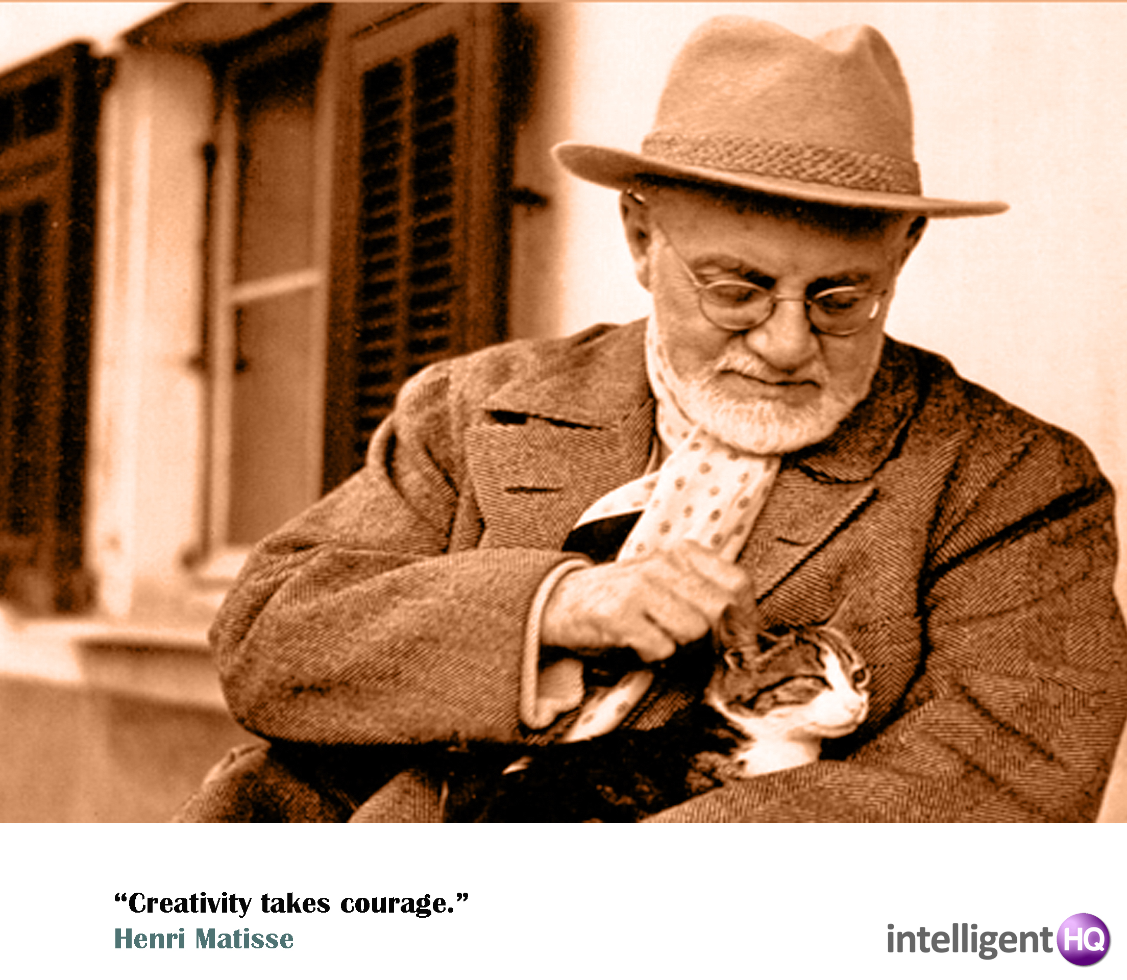 Quote by Henri Matisse Intelligenthq