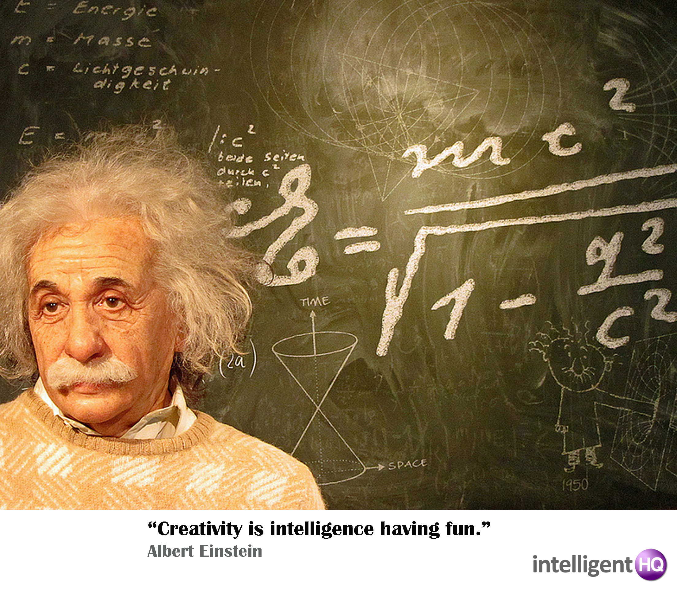 Albert Einstein Quote Intelligenthq