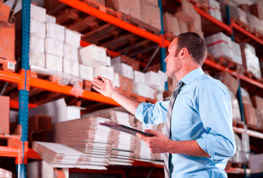 Working Practices for Inventory Management