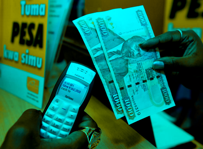 How The Example of Mobile Money Can Be Used In A Social Business