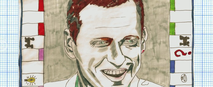 Peter Thiel And The Dream Of The Monopoly Illustration by Maria Fonseca For Intelligenthq