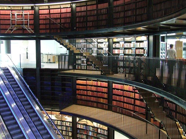New Library in Birmingham