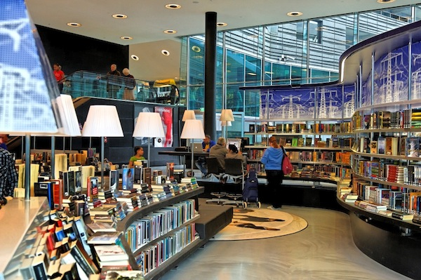 The New Library in Almere