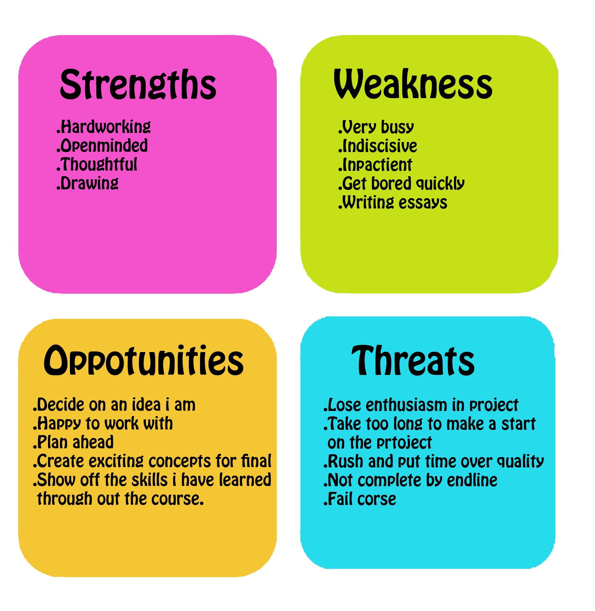 Learning To Swot It Out
