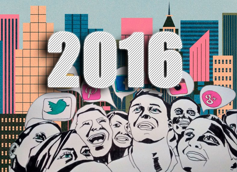 Biggest Social Media Trends for 2016