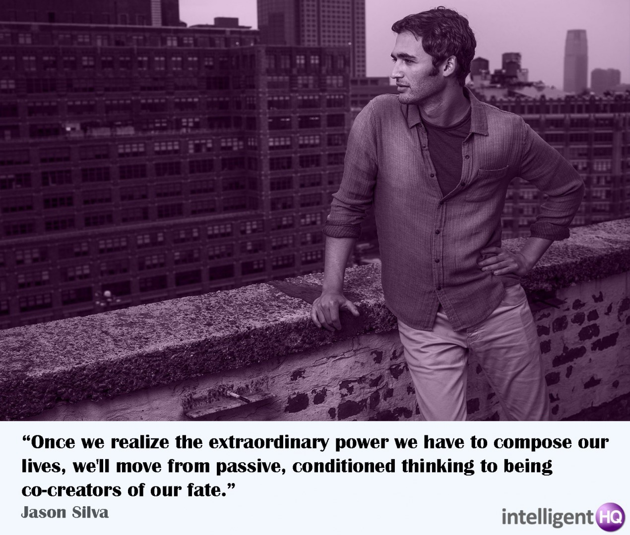 Quote by Jason Silva