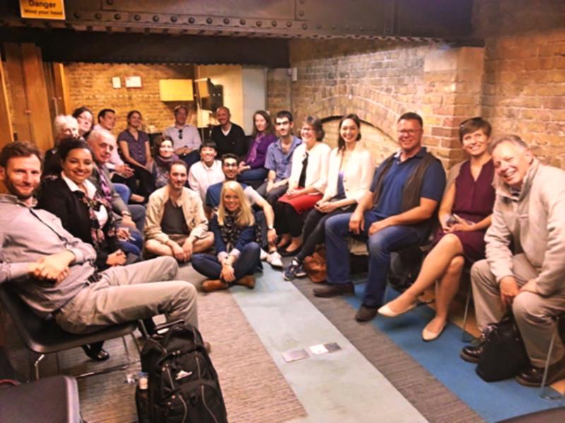 U.Lab group at Impact Hub Kings Cross