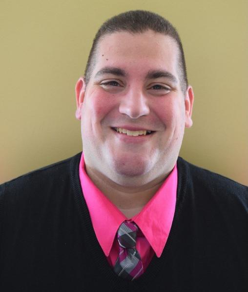 Angelo Markantonakis, VPAA of Rowan-Cabarrus Community College