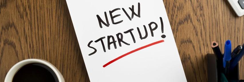 new startup
