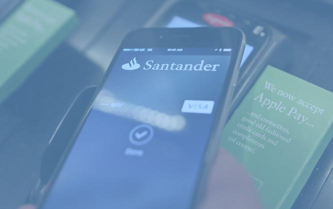 Santander Bank Ready to Blockchain
