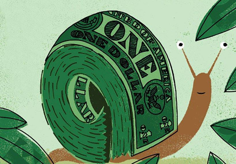 Are you Ready to Post Growth Economics? Image source: Vondrak