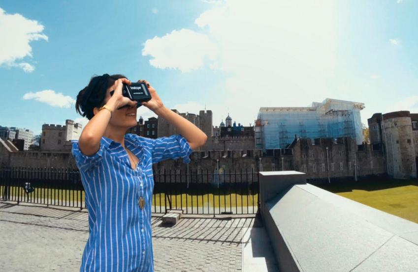 Real World Tourism Embracing Virtual Reality