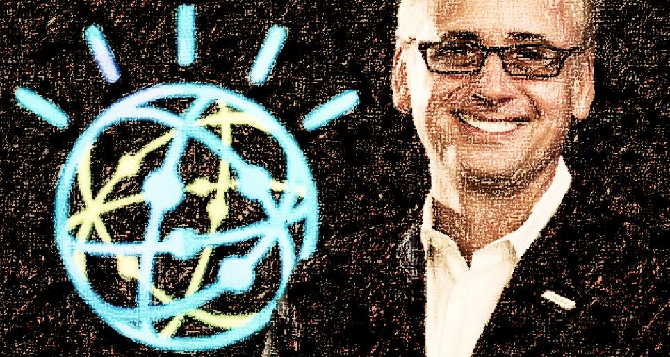 David Kenny GM at IBM Watson