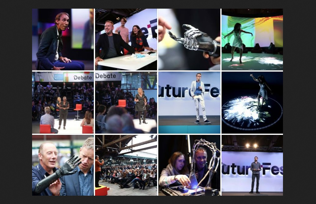 Insect Ice-Cream, Job-Sharing and Death at Futurefest 2016