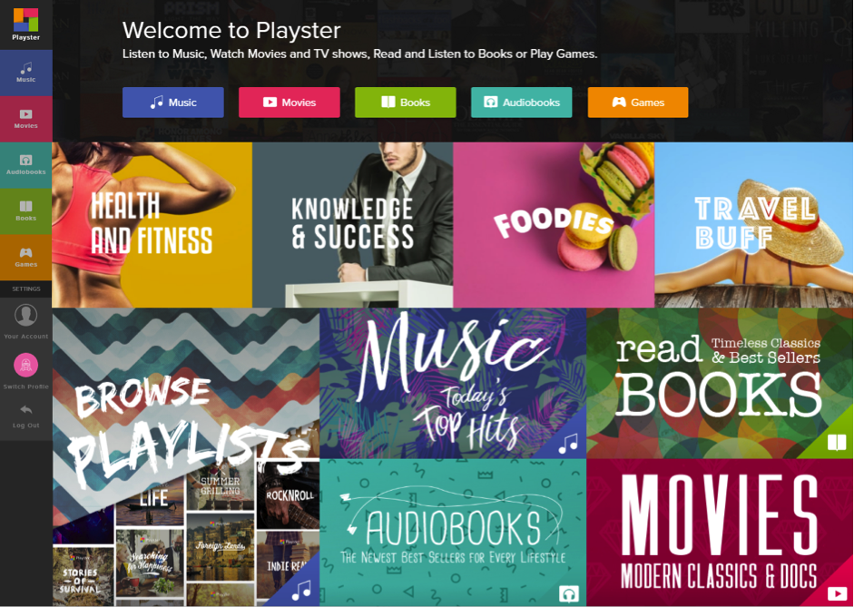 A Brief Overview Of The Playster Subscription Service