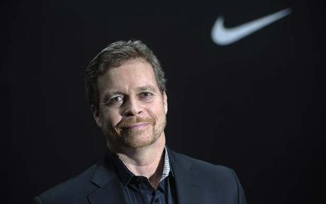 nike mark parker end it executive Nike inc (nke, +121%) chief executive mark parker bagged a raise of  but  whose value soared to $335 million in the year ending may 31.
