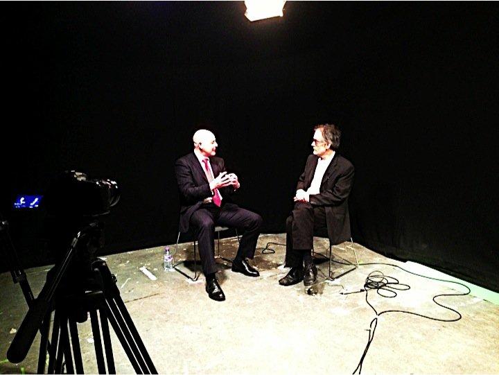 Interview Richard Weaver by Daniel Steeves IntelligentHQ