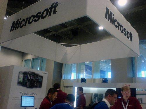 Microsoft seeks cloud