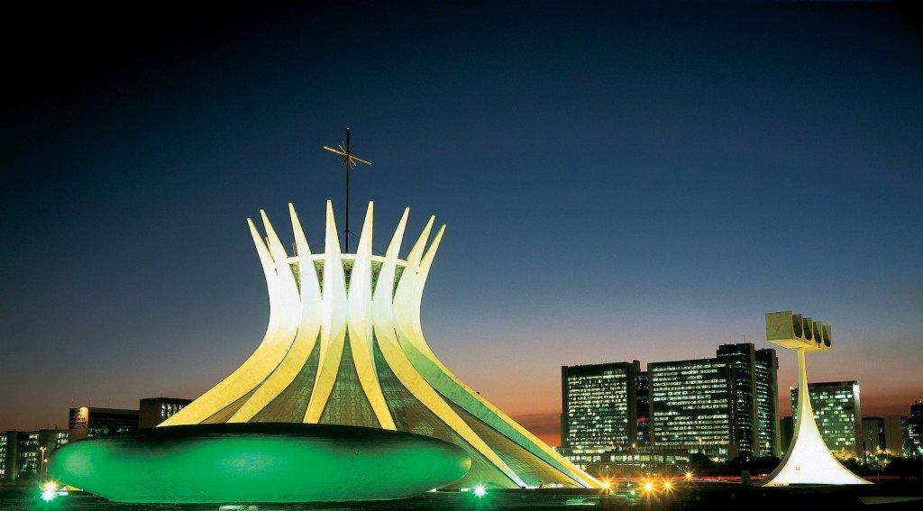 BrasiliaCatedral - Brasilia