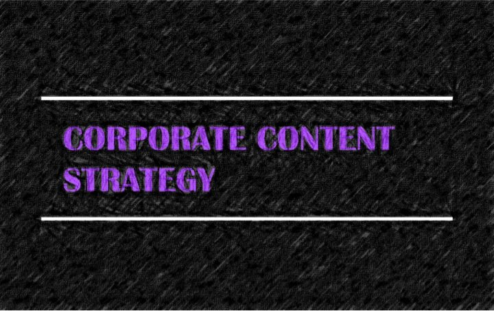Corporate Content Strategy intelligenthq