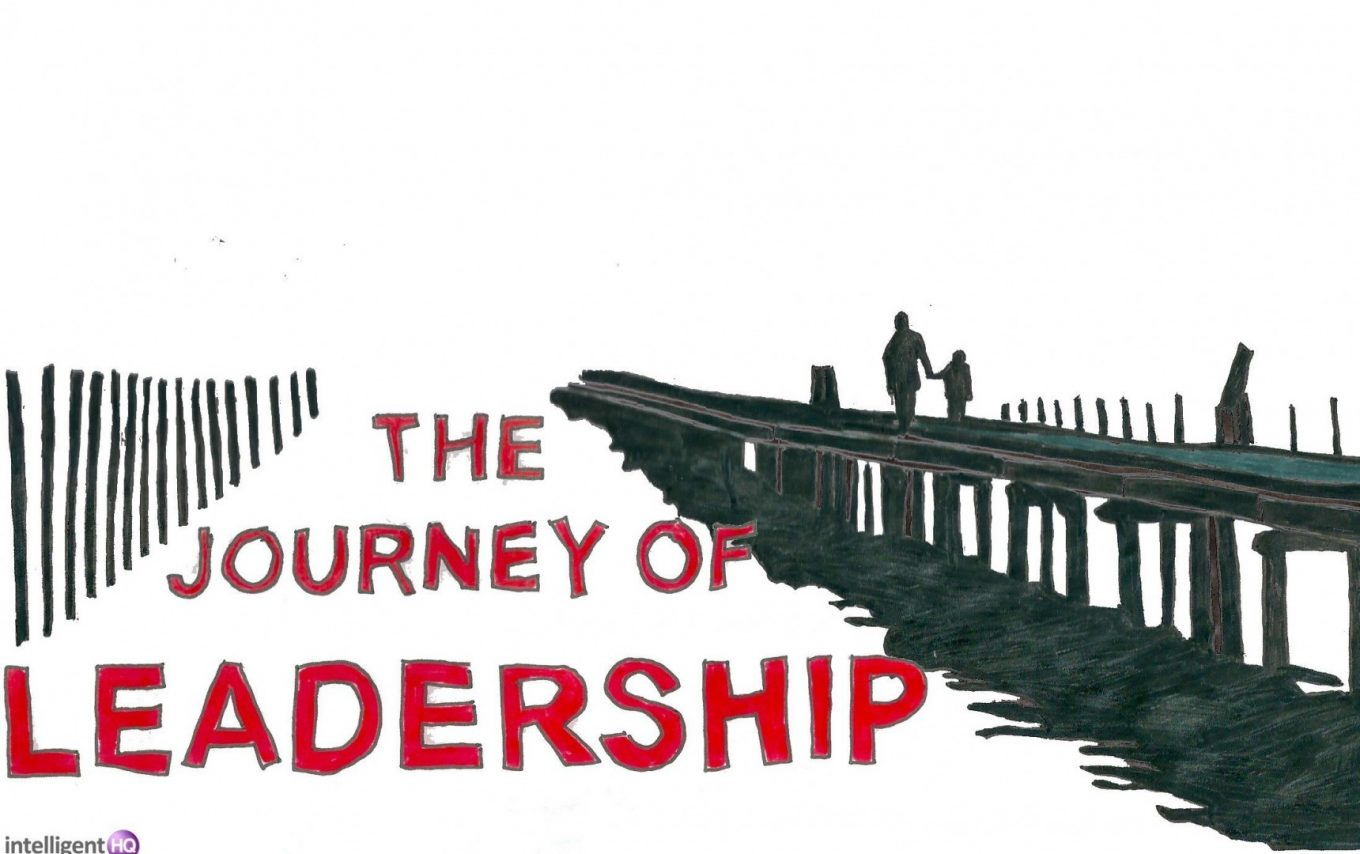 The Journey Of Leadership drawing by Maria Fonseca