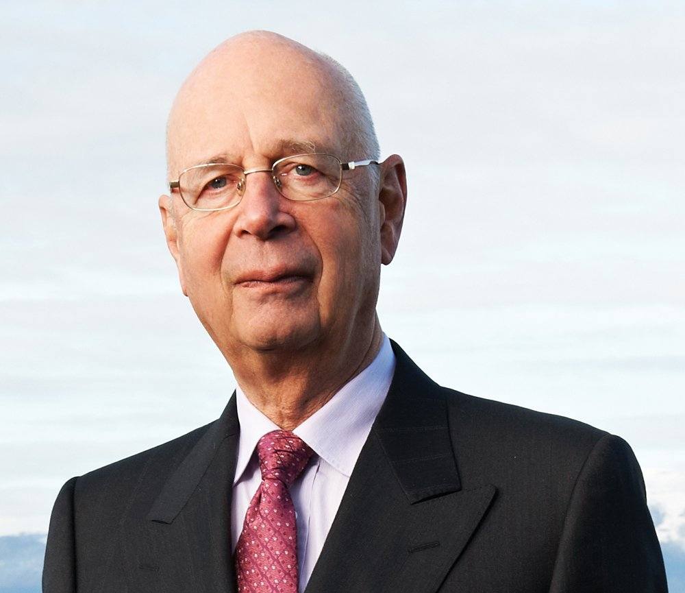 Klaus Schwab, Founder and Executive Chairman, World Economic Forum