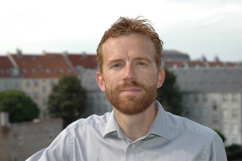 Soren Pommer, Gluu's co-founder and CEO.