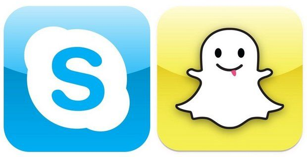 Snapchat Hack And Skype's Twitter Hack