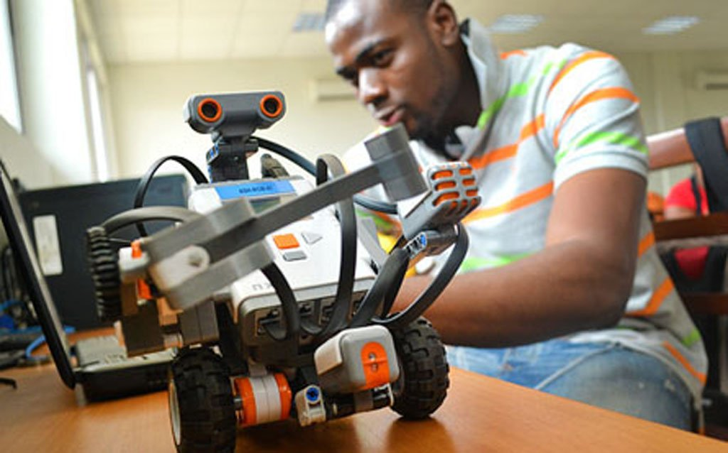 The African Robotics Network