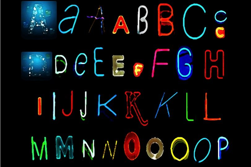 The Alphabet of Social Media Business by IntelligentHQ