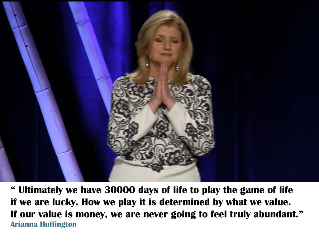 Quote by Arianna Huffington. Intelligenthq