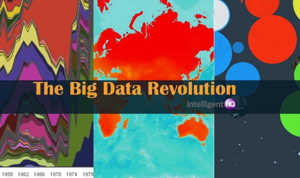 The Big Data Revolution Part 1. Intelligenthq