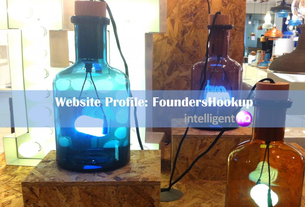 Website Profile: FoundersHookup.Intelligenthq