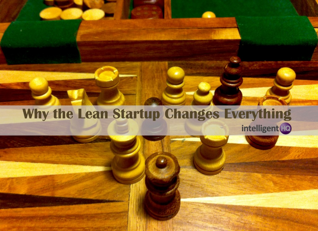 why the lean startup