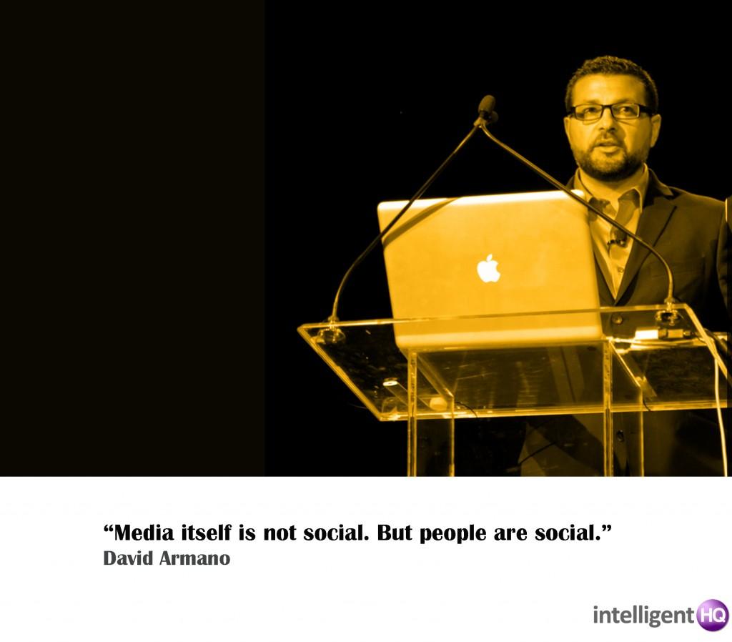 Quote By David Armano
