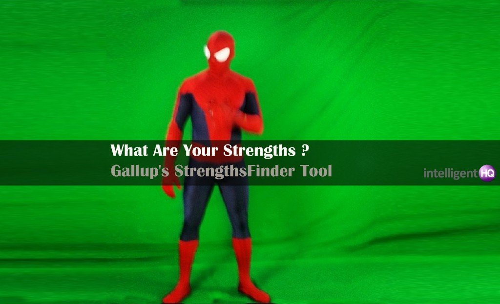 What are your strengths ? Intelligenthq
