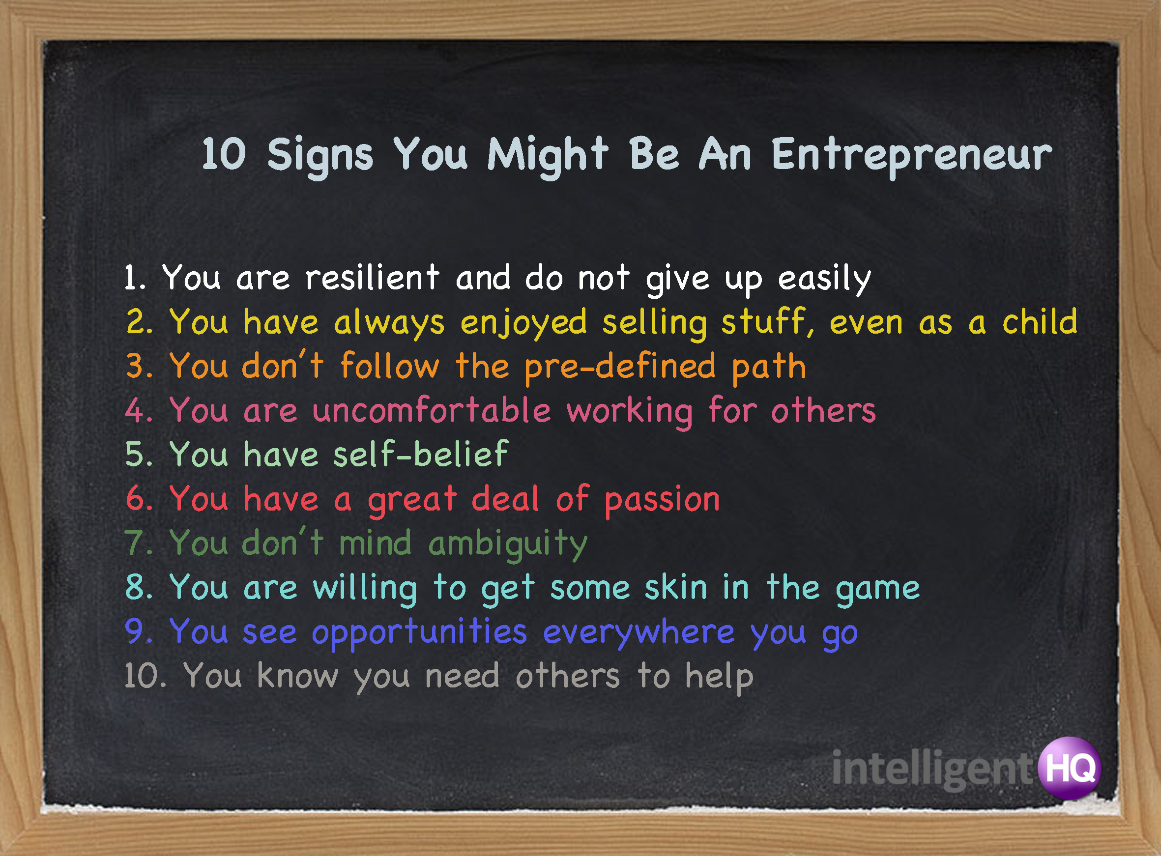 practices to boost success in life and business 10 traits of entrepreneurs