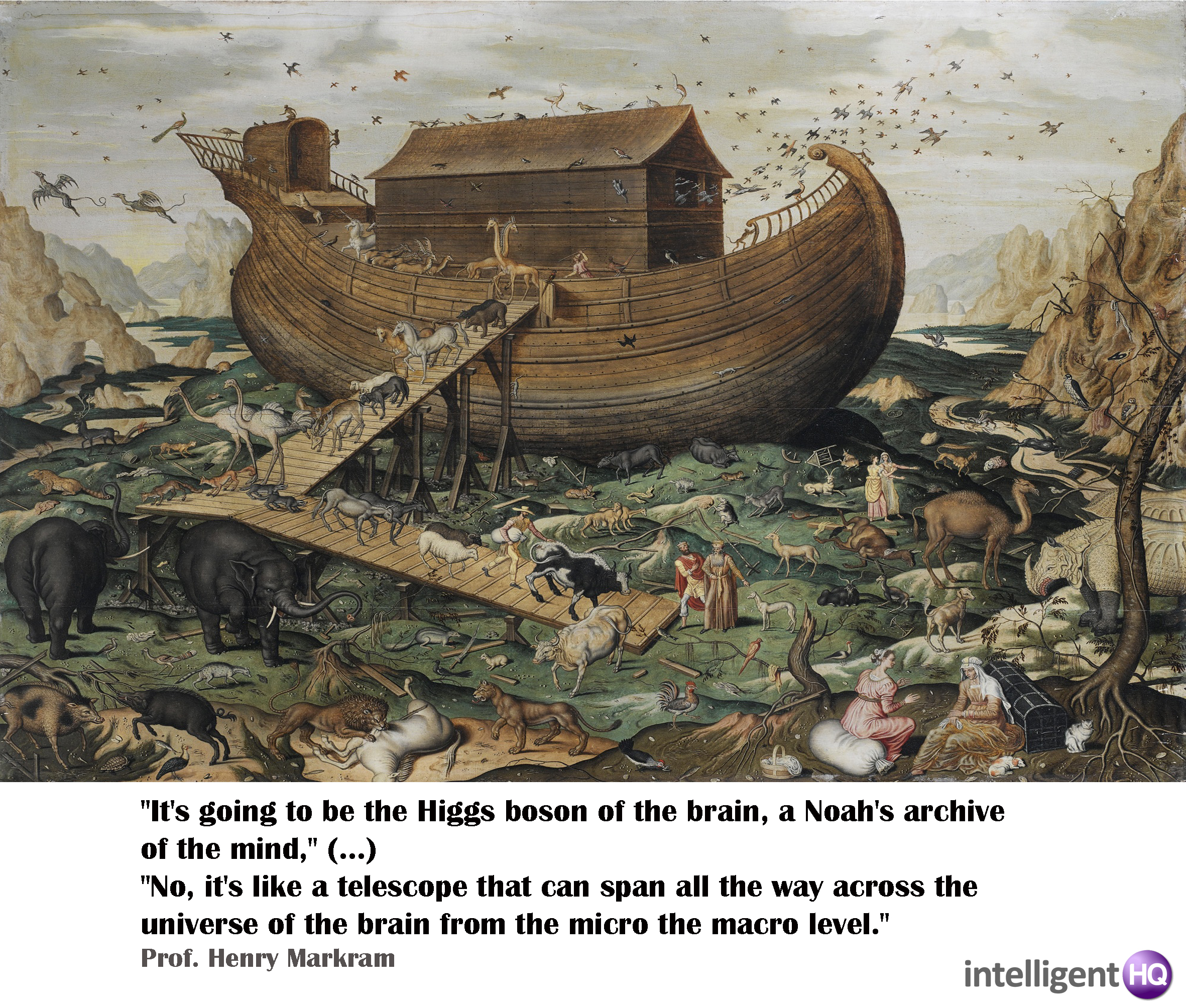 Noah Archive of The Mind