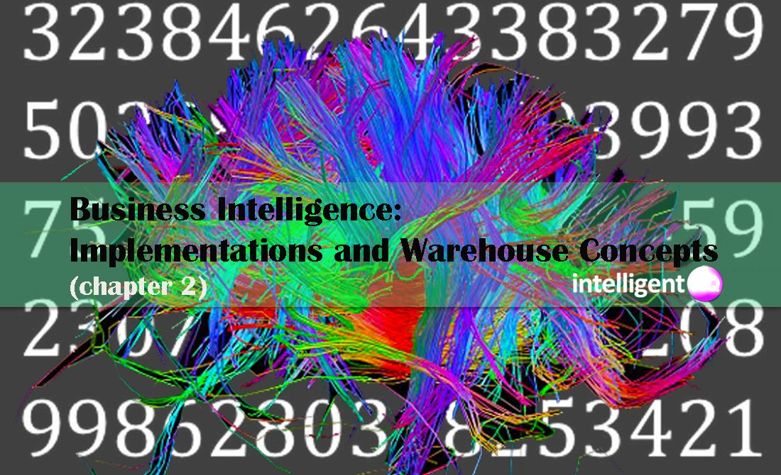 Business Intelligence: Implementations and Warehouse Concepts Chapter 2. Intelligenthq