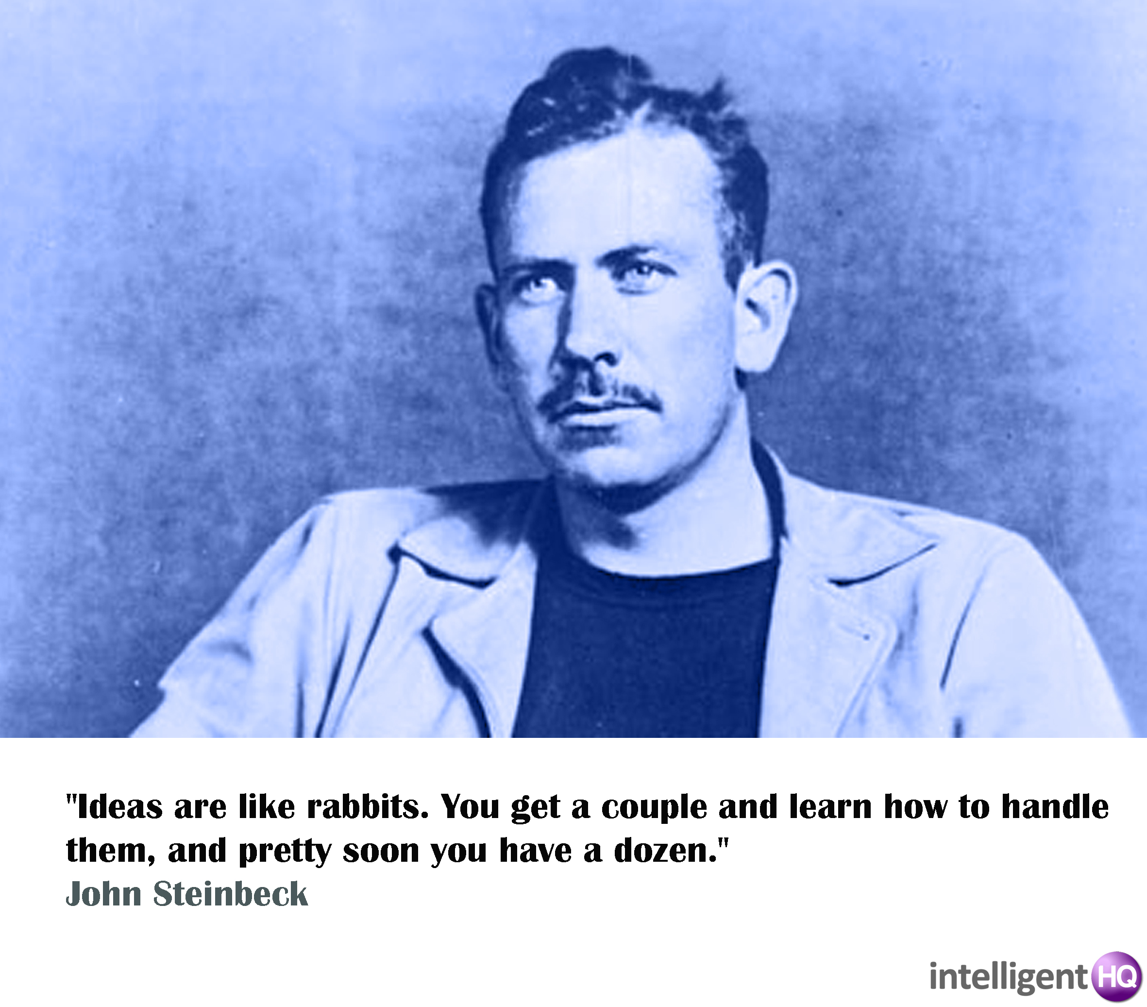 Quote By John Steinbeck