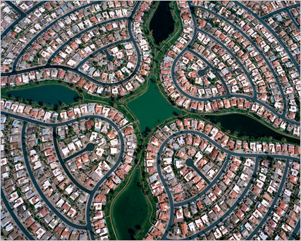 The Sprawl City