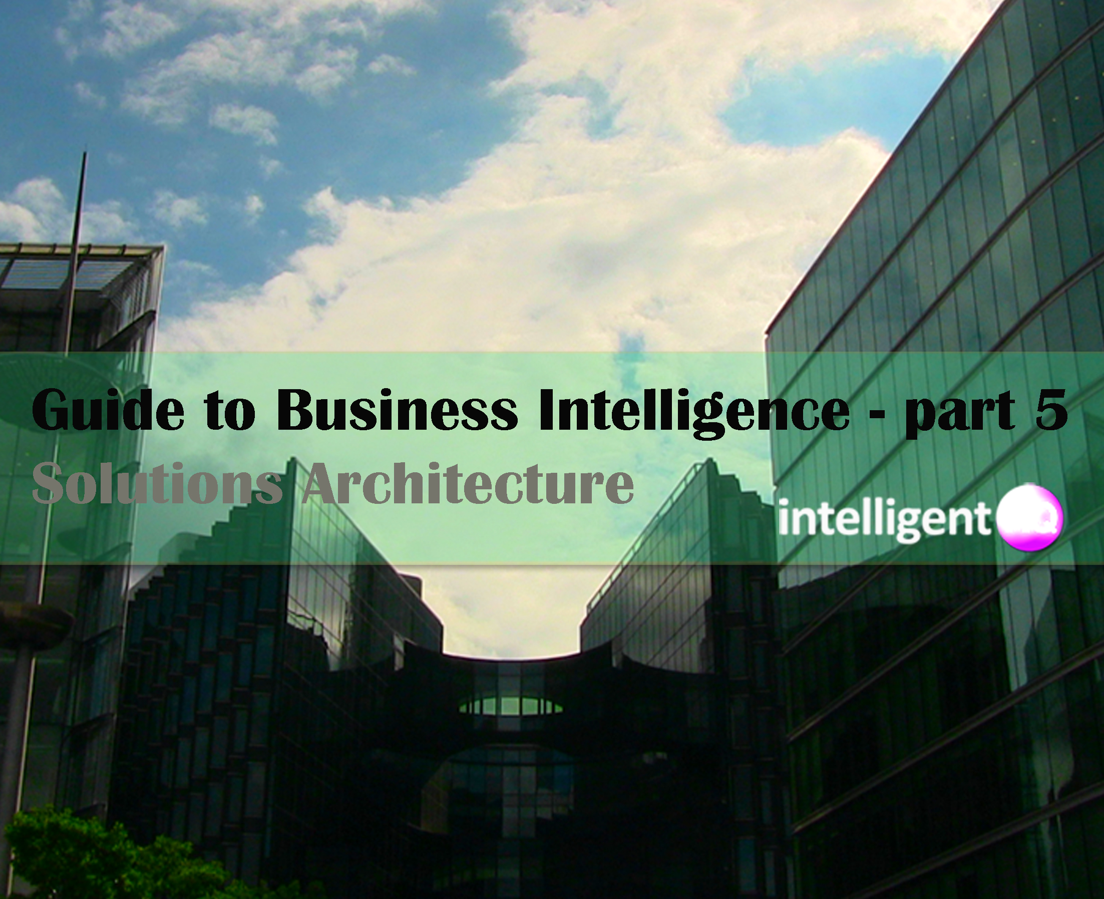 Guide to Business Intelligence Part 5 Intelligenthq