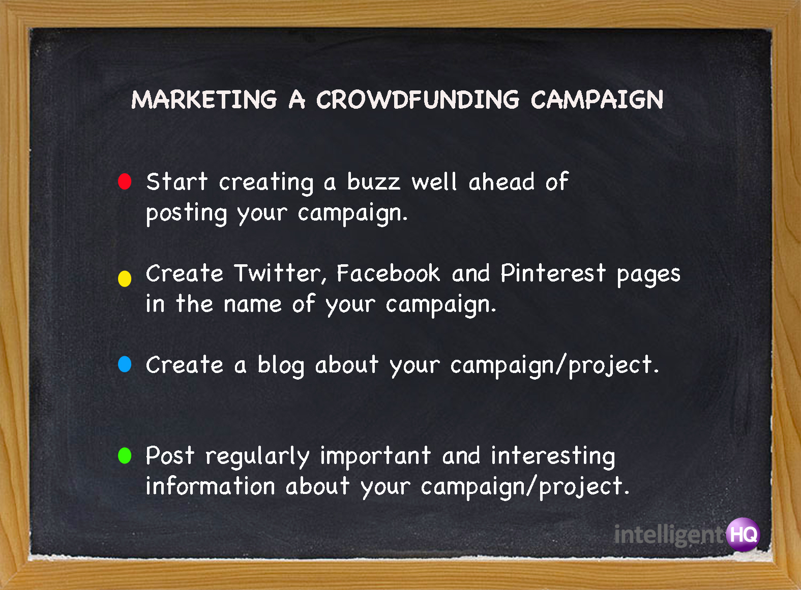 Four crucial steps to market a crowdfunding campaign IntelligentHQ