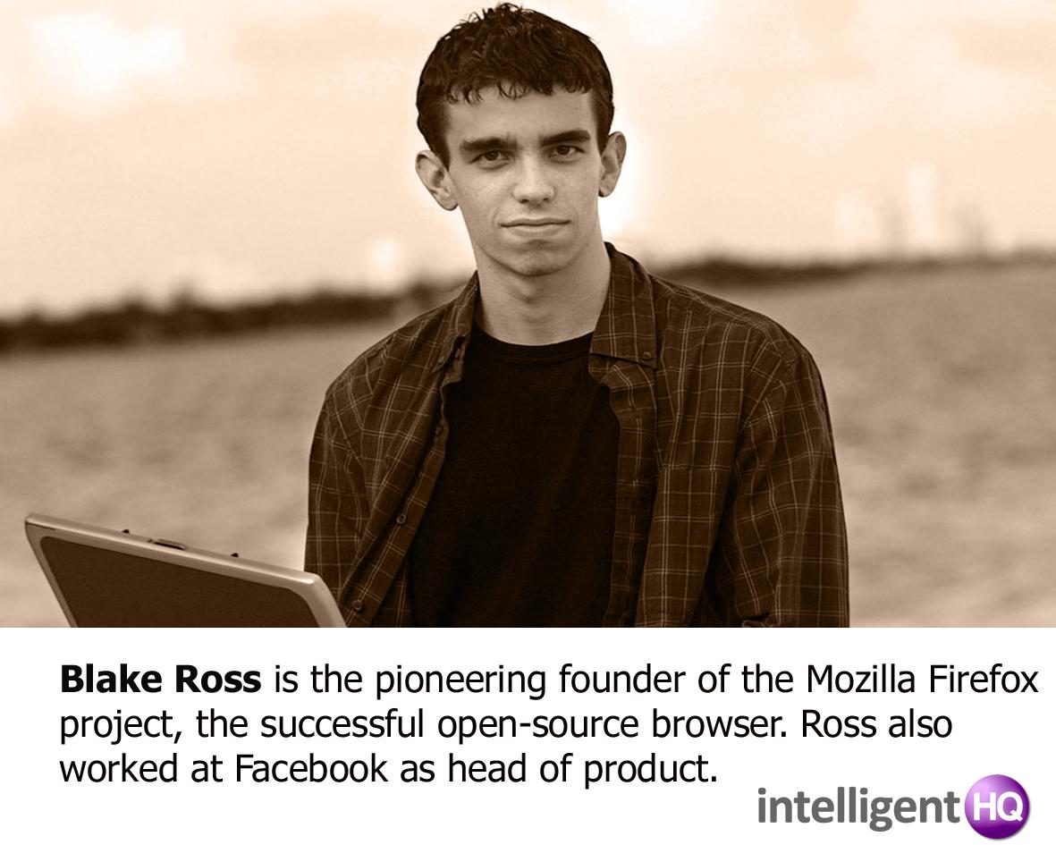 Blake Ross Intelligenthq